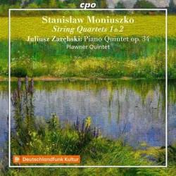 Moniuszko: String Quartets...