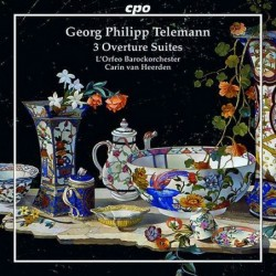 Georg Philipp Telemann: 3...