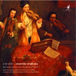 A Tre Violini [Purcell,...