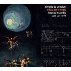 Simone De Bonefont: Missa...
