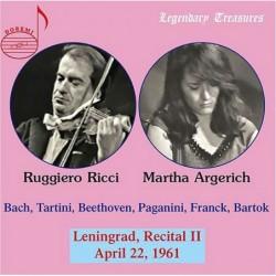 Bach, Tartini, Beethoven,...