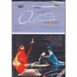 Antonio Vivaldi: Orlando...