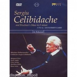 Sergiu Celibidache and...