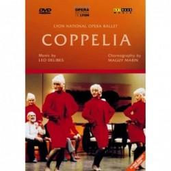 Leo Delibes: Coppelia [DVD...