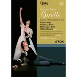 Adolphe Adam: Giselle [DVD...
