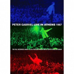Live In Athens 1987 [2 DVD...