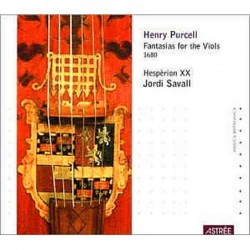 Henry Purcell: Fantasias...
