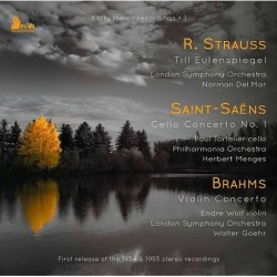 Strauss: Early Stereo...