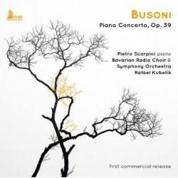 Ferruccio Busoni: BUSONI...