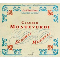 Claudio Monteverdi: Scherzi...