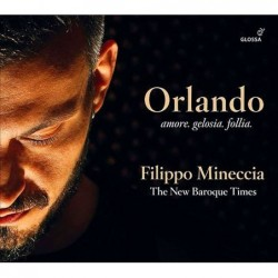 Orlando - Amore. Gelosia....