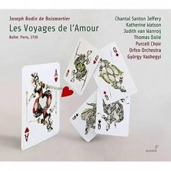 Boismortier: Les Voyages de...