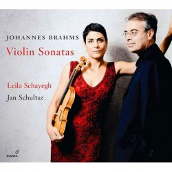 Johannes Brahms: Violin...