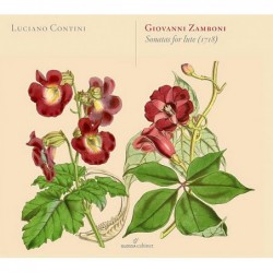 Giovanni Zamboni: Sonatas...