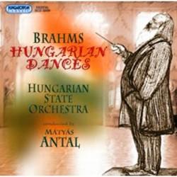 Johannes Brahms: Hungarian...