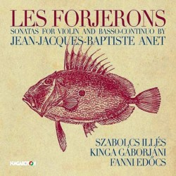 Les Forjerons - sonatas for...