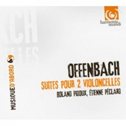 Jacques Offenbach: Suites...