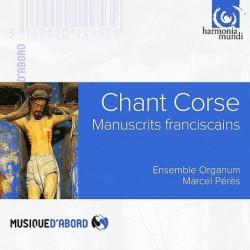 Chant Corse - Manuscrits...