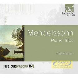Felix Mendelssohn: Piano Trios