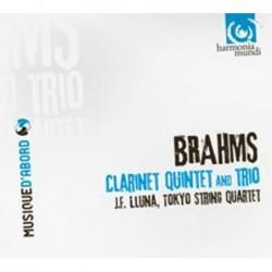 Johannes Brahms: Clarinet...