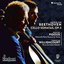 Ludwig van Beethoven: Cello...