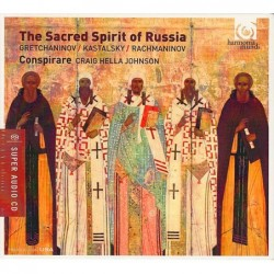 The Sacred Spirit of Russia...