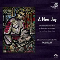 A New Joy - Orthodox Carols