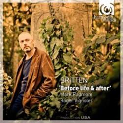 Benjamin Britten: Before...