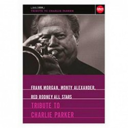 Tribute to Charlie Parker...
