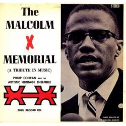 The Malcom X Memorial