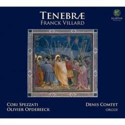 Franck Villard: Tenebrae