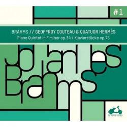 Brahms: Piano Quintet In F...
