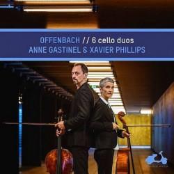 Offenbach: 6 Cello Duos