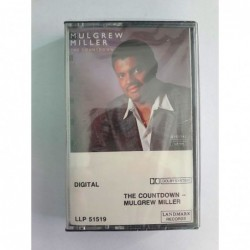 The Countdown [Music Cassette]
