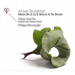 Anton Bruckner: Mass No. 2...