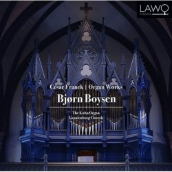 Cesar Franck: Organ Works...