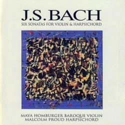 J.S.Bach: Six Sonatas for...