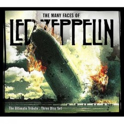 Many Faces of Led Zeppelin...