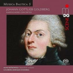 Johann Gottlieb Goldberg:...