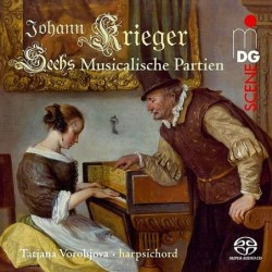 Johann Krieger: Sechs...
