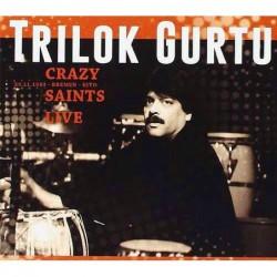 Crazy Saints Live [2CD]