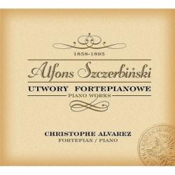 Alfons Szczerbiński: Piano...
