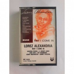 May I Come In [Music Cassette]