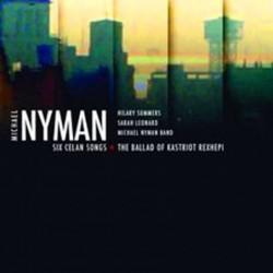 Michael Nyman: Six Celan...