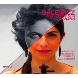 Grażyna Bacewicz: Violin...