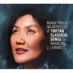 An Anthology Of Tibetan...