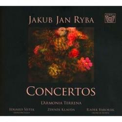 Jakub Jan Ryba: Concertos