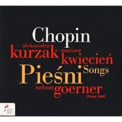 Fryderyk Chopin: Songs