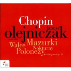 Fryderyk Chopin: Mazurkas,...
