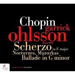 Fryderyk Chopin: Scherzo in...